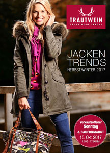 Jackentrends Herbst/Winter 2017